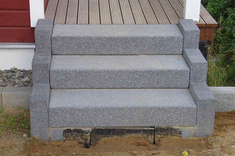 ehl blockstufen anthrazit mischungsverh ltnis zement. Black Bedroom Furniture Sets. Home Design Ideas